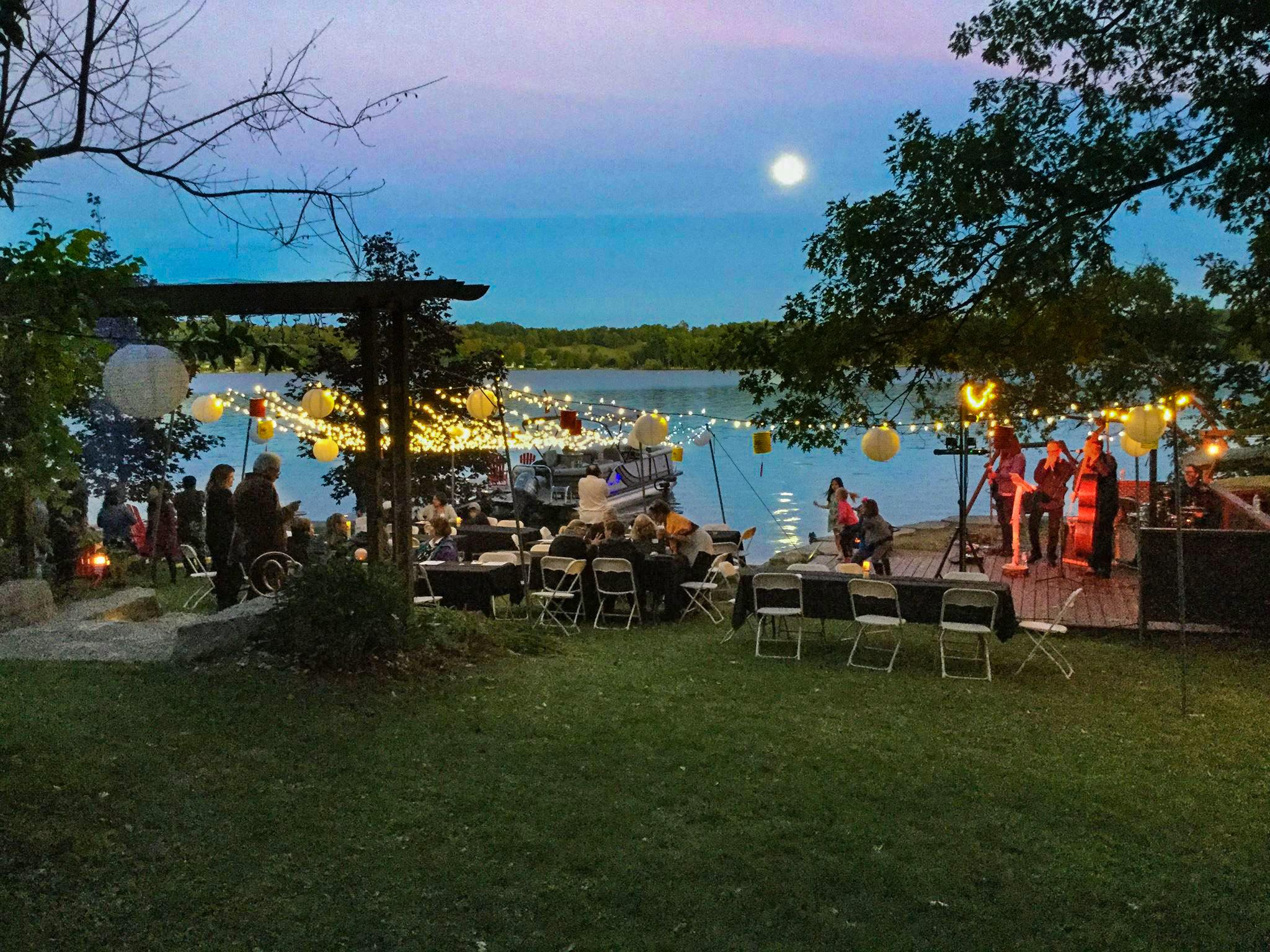Celebration Moon Festival / Launch Lakeridge Property International